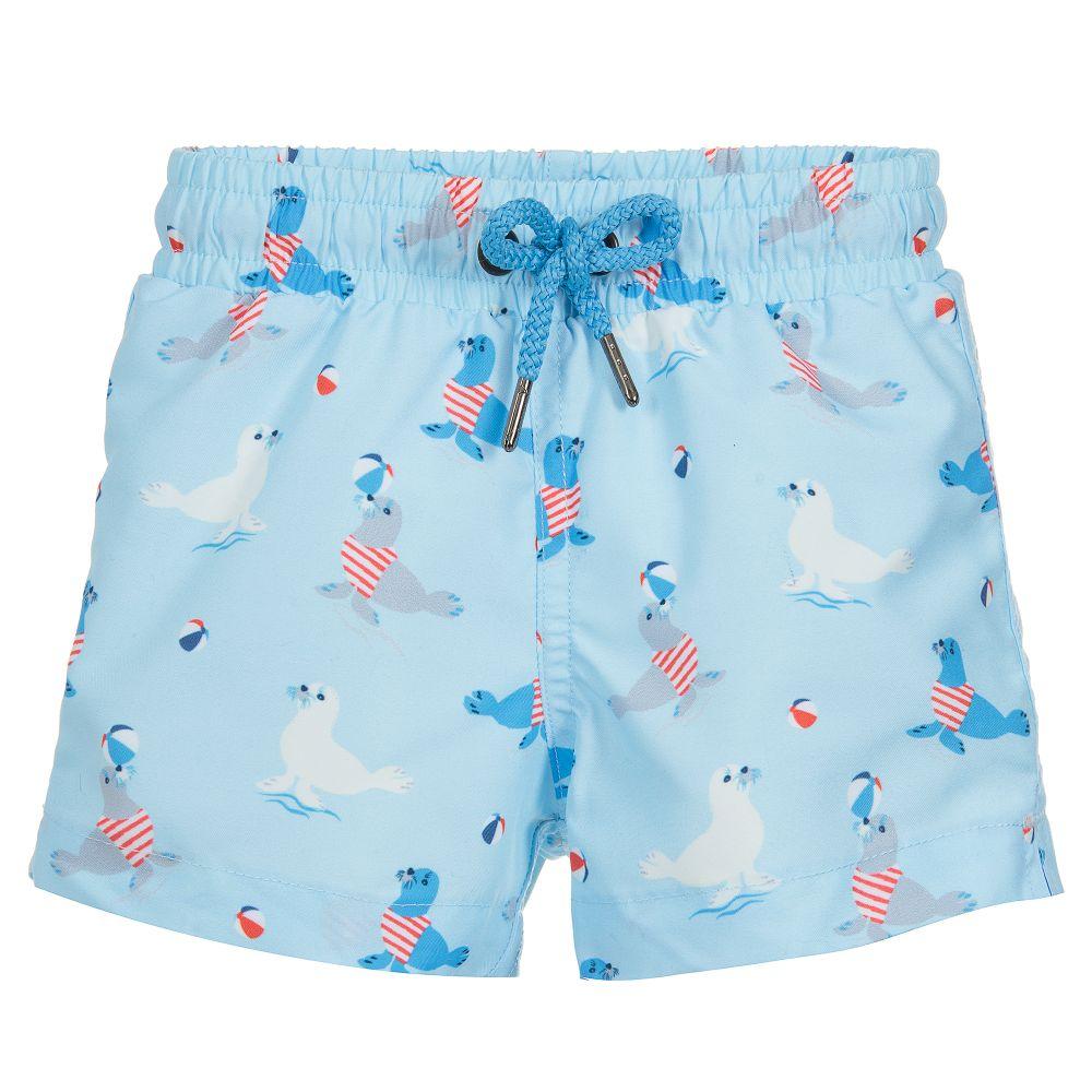 Sunuva - Baby Boys Swim Shorts (UPF50+) | Childrensalon