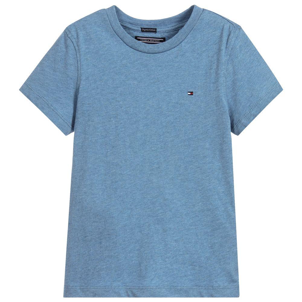 tommi hilfiger organic t shirt