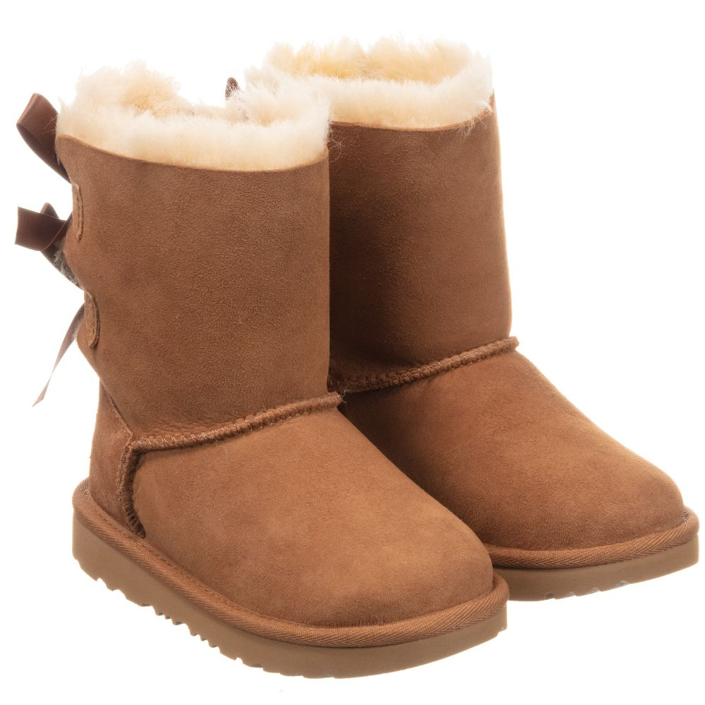 Ugg Australia - Brown Suede Leather