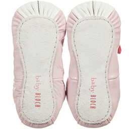 Bloch - Baby Girls Pink 'Lapin' Ballerina Shoes | Childrensalon