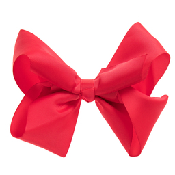 Bowtique London - Red Bow Hair Clip (20cm) | Childrensalon