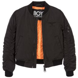 BOY London - Black Eagle Paraglide Jacket | Childrensalon