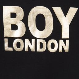 BOY London - Black & Gold Sweatshirt   Childrensalon