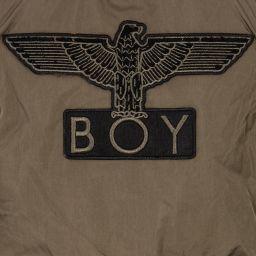 BOY London - Khaki Eagle Paraglide Jacket | Childrensalon