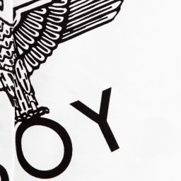 BOY London - White Joggers | Childrensalon