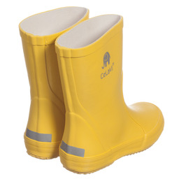 CeLaVi - Yellow Rain Boots | Childrensalon
