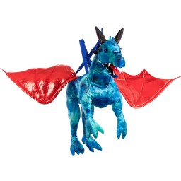 Dress Up by Design - Blue & Green Dragon Costume with Red Wings | Childrensalon