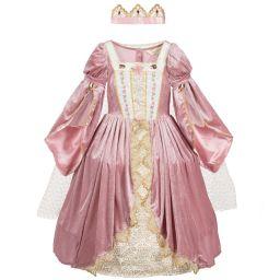 Dress Up by Design - Pink 'Royal Princess' Costume & Crown | Childrensalon