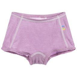 Joha - Girls Lilac Thermal Knickers | Childrensalon