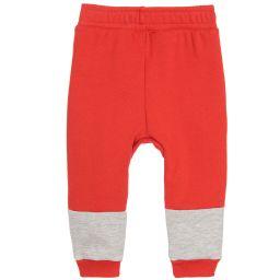 Kenzo Kids - Boys Red Joggers | Childrensalon
