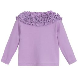 Lemon Loves Layette - Lilac 'Coco Tee' T-Shirt | Childrensalon