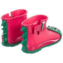 Mini Melissa - Girls Rain Boots | Childrensalon