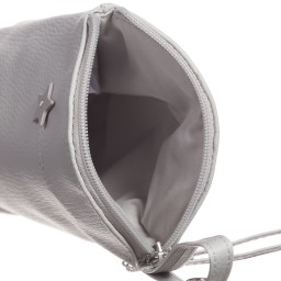 Pasito a Pasito - Grey 'Elodie' Bottle Bag (22cm) | Childrensalon