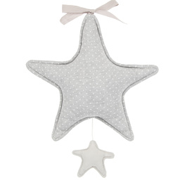 Pasito a Pasito - Grey Spot Baby Musical Star | Childrensalon