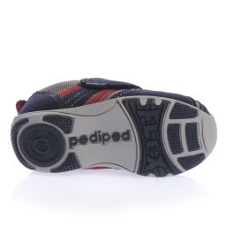 Pediped Flex (1-12yr) - Boys Blue 'Adrian' Trainers | Childrensalon