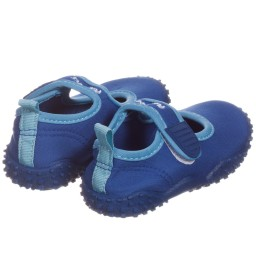 Playshoes - Blue Aqua UV Shoes | Childrensalon