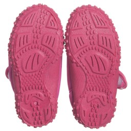 Playshoes - Bright Pink Aqua UV Shoes | Childrensalon