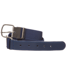 Playshoes - Navy Blue Elasticated Belt | Childrensalon