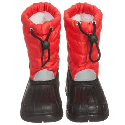 Playshoes - Red Snow Boots | Childrensalon