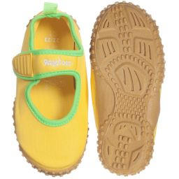 Playshoes - Yellow Aqua Shoes | Childrensalon