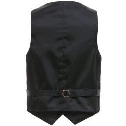Romano Vianni - Black 3 Piece Formal Tail Suit | Childrensalon