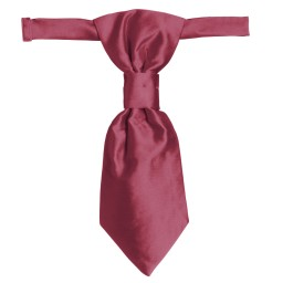 Romano Vianni - Boys Burgundy Waistcoat & Adjustable Tie Set | Childrensalon