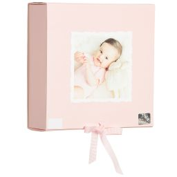 Sofija - Pale Pink Babysuit Gift Set | Childrensalon