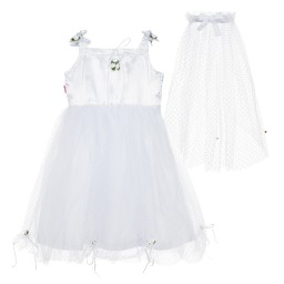 Souza - Bride Dress Up Wedding Costume | Childrensalon