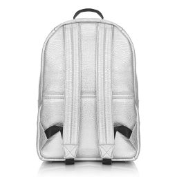 TIBA + MARL - Silver Baby Changing Backpack (42cm) | Childrensalon