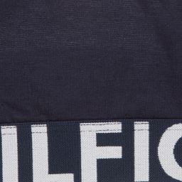 Tommy Hilfiger - Navy Blue & White Cropped Bra (Pack of 2) | Childrensalon